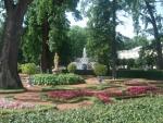 парк в Петергофе